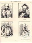 Česká karikatura v 19. století - náhled