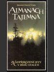 Almanach tajemna (Nadpřírozené jevy v běhu staletí) - náhled