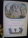 Romance o moudrém vinaři - náhled