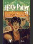 Harry Potter 4 a ohnivá čaša - náhled