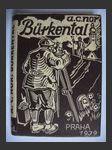 Bürkental (podpis autora) - náhled