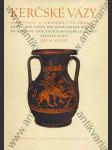 Kerčské vázy (se zřetelem k památkám v československých sbírkách) - náhľad