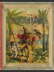 Robinson Krusoe (dle anglického, s šesti barvotiskovými obrázky) - náhľad