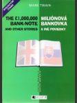 Miliónová bankovka a iné poviedky - náhled