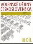 Vojenské dějiny Československa 3. 1918-1939 - náhled