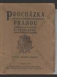 Procházka Prahou historickou - náhled