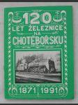 120 let železnice na Chotěbořsku - náhled