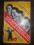 Maurice Chevalier vypravuje - De Ménilmontant au Casino de Paris ... - náhled