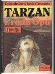 Tarzan z rodu Opů - náhľad