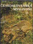 Československá myslivost - náhled
