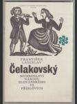 Mudrosloví národu slovanského ve příslovích - náhled