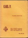 Karel IV - vlastní životopis - náhled