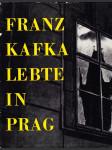 Franz Kafka lebte in Prag - náhled