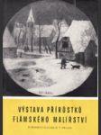 Výstava přírůstků flámského malířství - palác Kinských, červenec-září 1963 - náhled