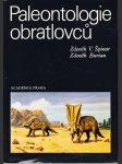 Paleontologie obratlovců - celost. vysokošk. učebnice pro stud. přírodověd. fakult - náhled
