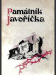 Památník Javoříčka, moravské dědiny vypálené a vybité vrahy SS čtyři dny před osvobozením vlasti. - náhled