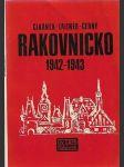 Rakovnicko v letech 1942-1943 - sborník dokumentů a vzpomínek. - náhled