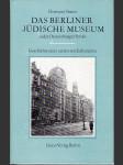 Das Berliner Juedische Museum - náhled