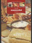 Speciality mazovské kuchyně - náhled