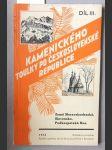 Kamenického toulky po Československé republice, III.díl: Země Moravskoslezská, Slovensko, Podkarpatská Rus - náhled