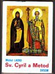 Sv. cyril a metod slovensky - náhled