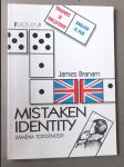 Mistaken identity - a detective story for students of English - intermediate level - náhled
