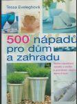 500 nápadů pro dům a zahradu - náhled