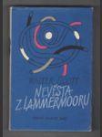 Nevěsta z Lammermooru - náhled