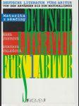 Deutsche Literatur fürs Abitur. Bd. 1, von den Anfängen bis zum Naturalismus - náhled