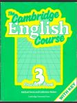 The Cambridge English Course 3 - Practice Book - náhled