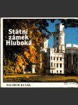 Státní zámek Hluboká - fot. publikace - náhled
