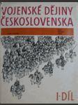 Vojenské dějiny Československa sv. 1.-5. - náhled