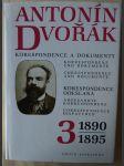 Antonín Dvořák - korespondence a dokumenty - kritické vydání. Sv. 3, Korespondence odeslaná 1890-1895 - náhled