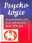 Psychologie - 2. svazek, dědictví Komenského - náhled