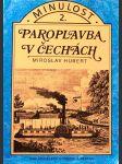 Paroplavba v Čechách - náhled