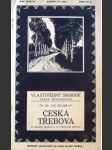 Vlastivědný sborník. Rok 1912-13. Seš.13 (48), Česká Třebová - náhled