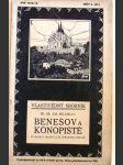 Vlastivědný sborník. Rok 1912-13. Seš.2 (37), Benešov a Konopiště - náhled