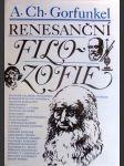 Renesanční filosofie - náhled