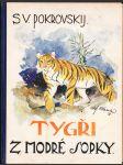 Tygři z Modré sopky a jiné povídky o zvířatech - náhled