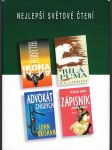 Nejlepší světové čtení (Ikona / Bílá puma / Advokát chudých / Zápisník jedné lásky) - náhled