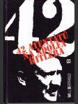 42 atentátů na Adolfa Hitlera - náhled