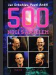 500 nocí s Andělem - náhled