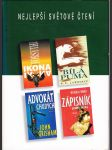 Nejlepší světové čtení ( Ikona / Bílá puma / Advokát chudých / Zápisník jedné lásky) - náhled