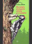 Murphyho ekologické zákony pro každého - náhled