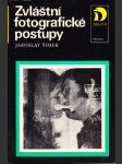Zvláštní fotografické postupy - náhled