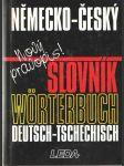 Německo-český slovník - nový pravopis / Wörterbuch deutsch-tschechisch - náhled