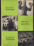 Blok: časopis pro umění - roč. III. č. 6-10 - Tímto pětičíslem přestává časopis Blok vycházet - náhled
