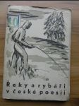 Řeky a rybáři v české poesii - náhled