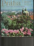 Praha - Praga / Prag / Prague - v 80 barevných fotografiích - náhled