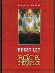 Deset let Rock for people - náhled